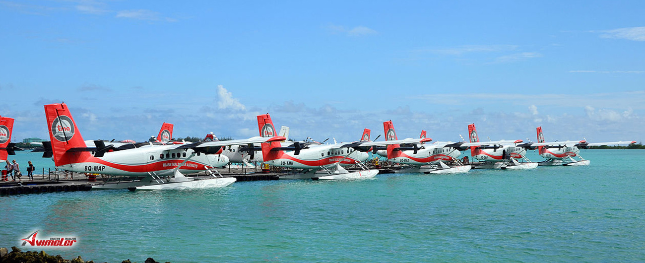 StandardAero Selected by Island Aviation Services Limited (IASL) To Provide PT6A & PW123 Engine Support Services for Maldivian's Twin Otter & Dash 8 Fleets