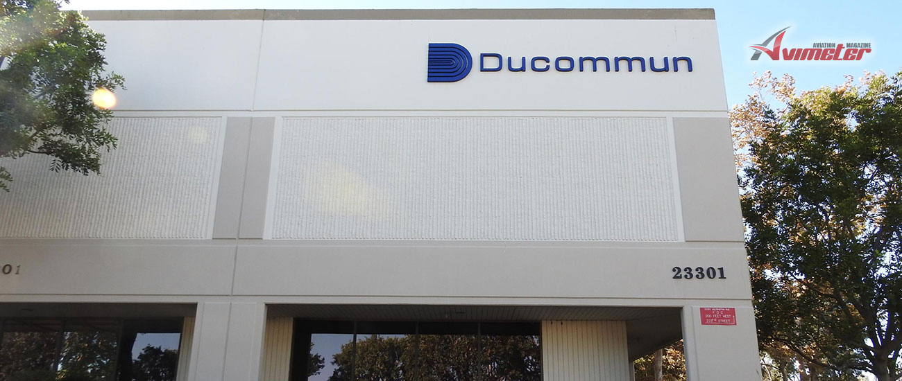 Ducommun Awarded 10 Year, $200 Million Contract for Engine Nacelle Components