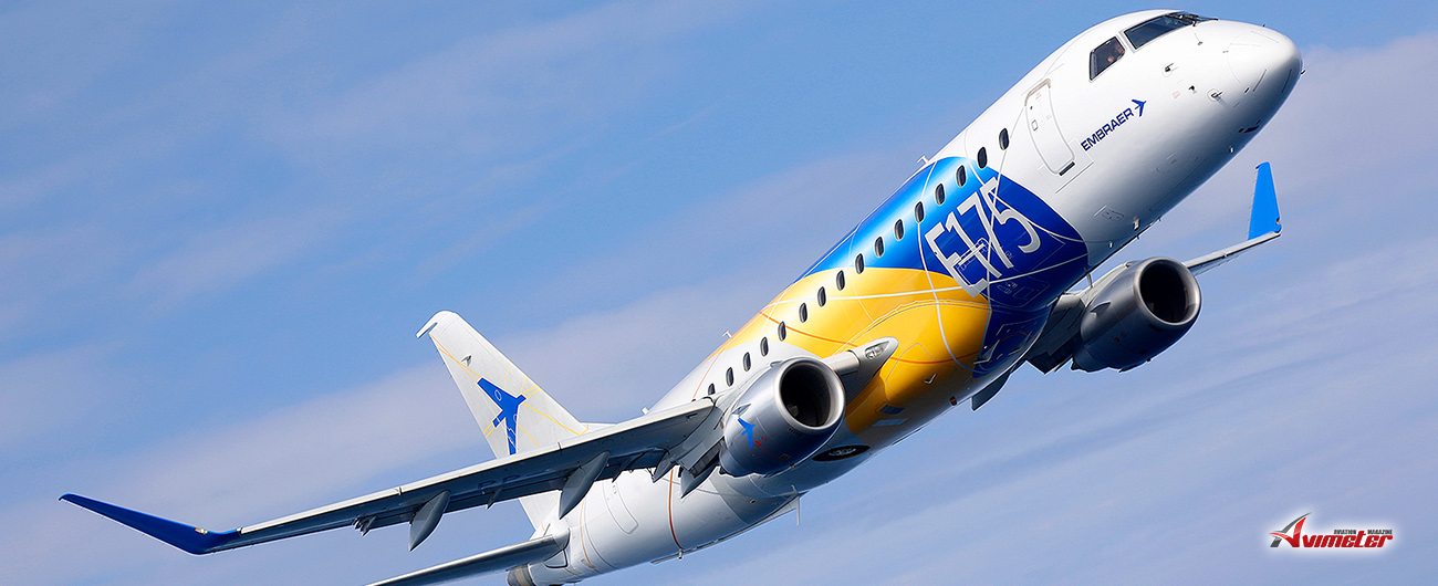 Embraer and SkyWest, Inc. Sign Contract for Seven E175 Jets