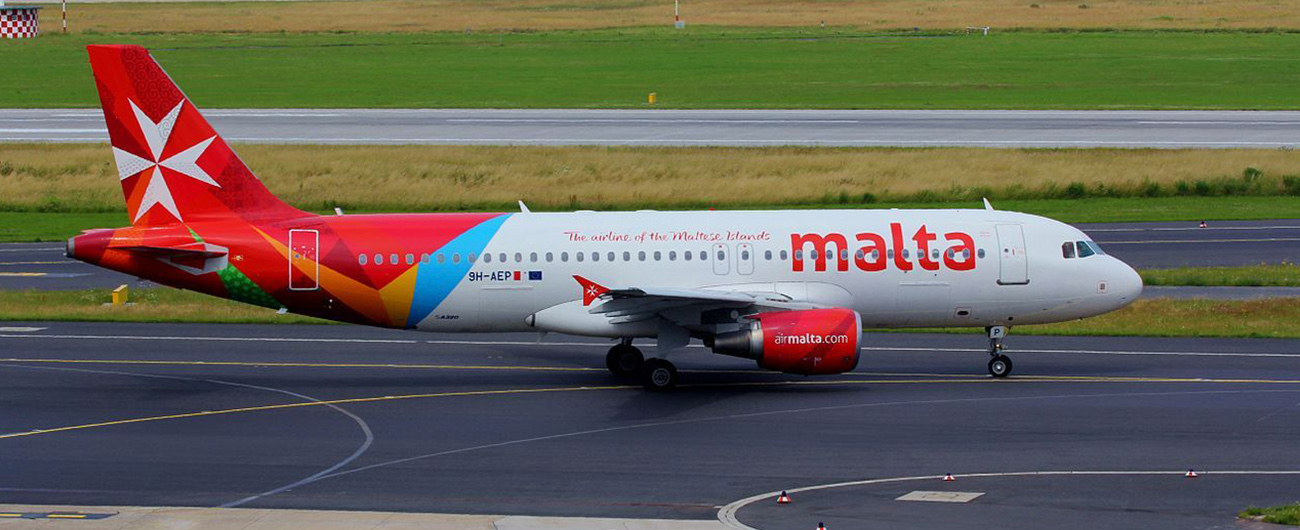 Air Malta slowly restoring its network and will operate to/from 22 destinations for Summer 2020