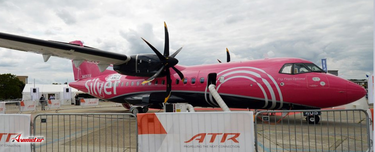 Nordic Aviation Capital delivered one new ATR 42-600, MSN 1219, and one new ATR 72-600, MSN 1548, to Silver Airways on lease