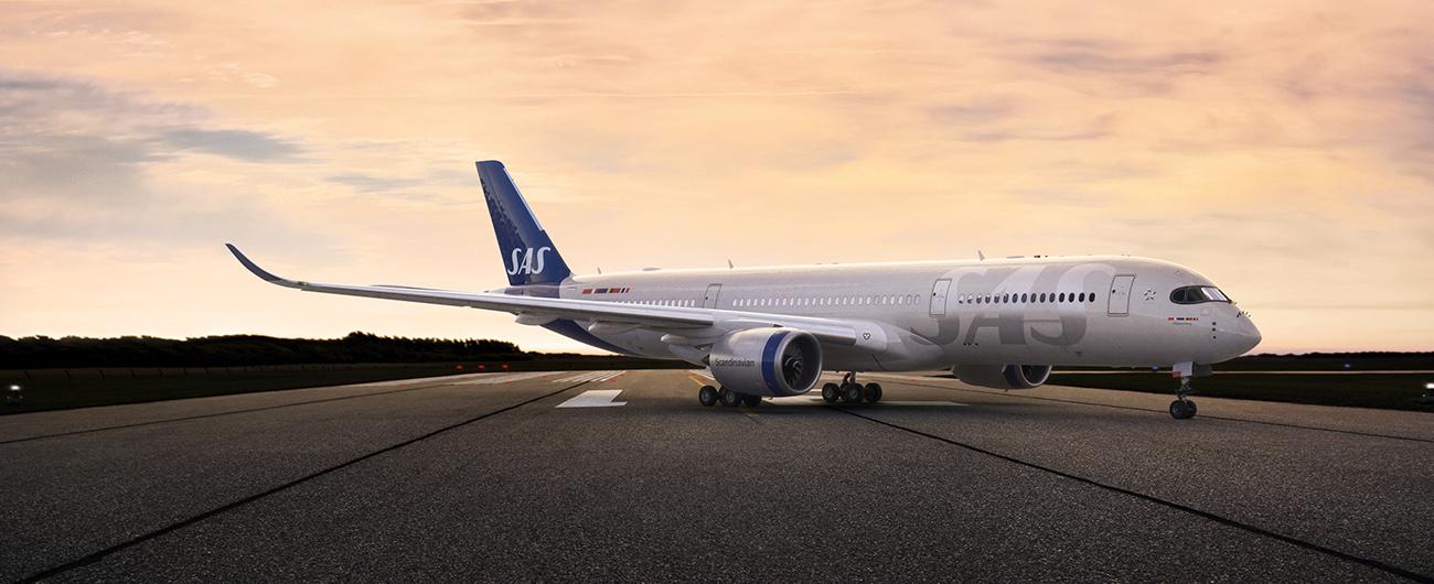Lufthansa Technik renews and expands long-term contract with SAS
