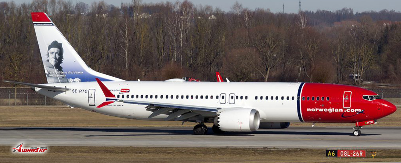 Norwegian's unit revenue increased by 18 percent in November