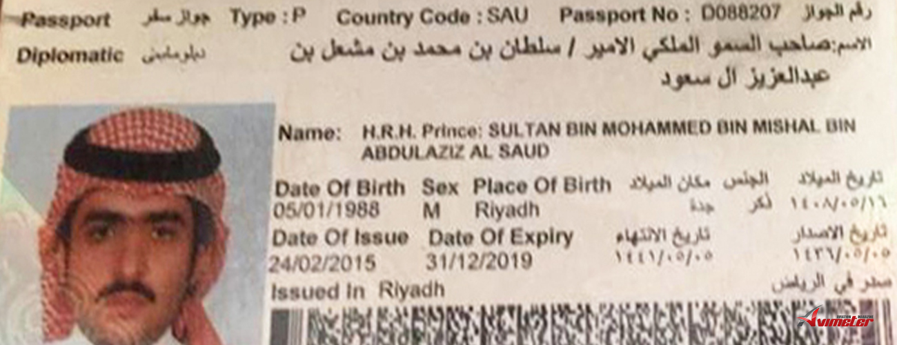 Saudi based Brokers, abused Royal Family's name to use the plane of a reputable Operator