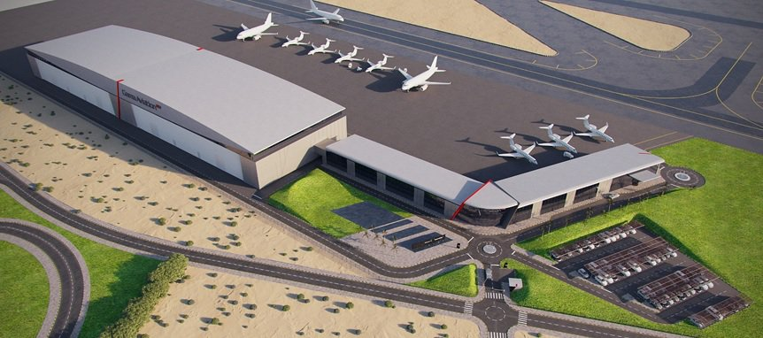 Sharjah airport announces deal for $30m private jet terminal