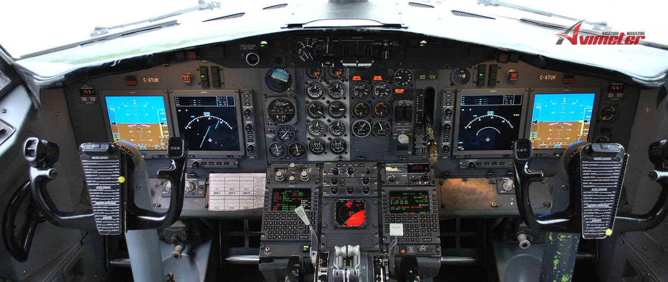 Nolinor Aviation will invest $10 M over 5 years to modernize the navigation system of its Boeing 737-200s