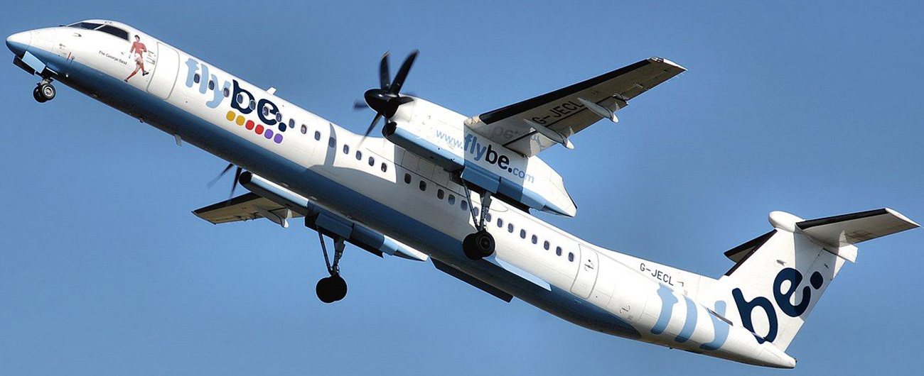 Chorus Aviation issues statement regarding the administration of Flybe Limited