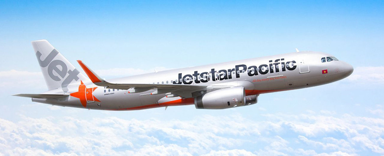 Brand change and streamlining functions for Jetstar Pacific