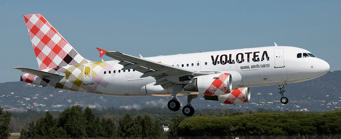 Volotea Will Open New Bases In Spain In 2021 Following An Agreement With IAG