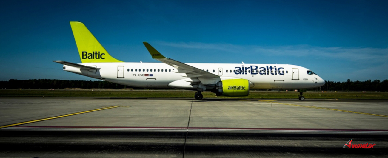 airBaltic and Mouzenidis Travel Launches Charter Flights to Corfu