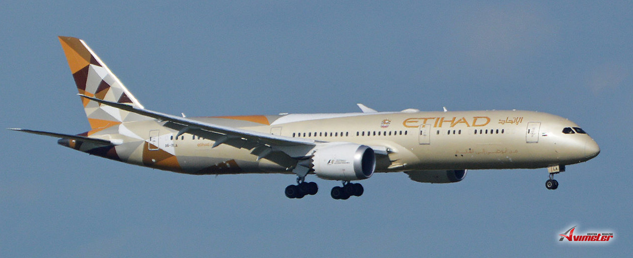 Fitch Affirms Etihad Airways PJSC at 'A'; Outlook Stable