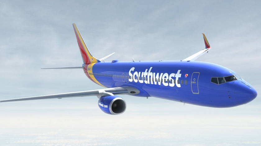 Southwest Expects $100 Million Hit From Hurricanes
