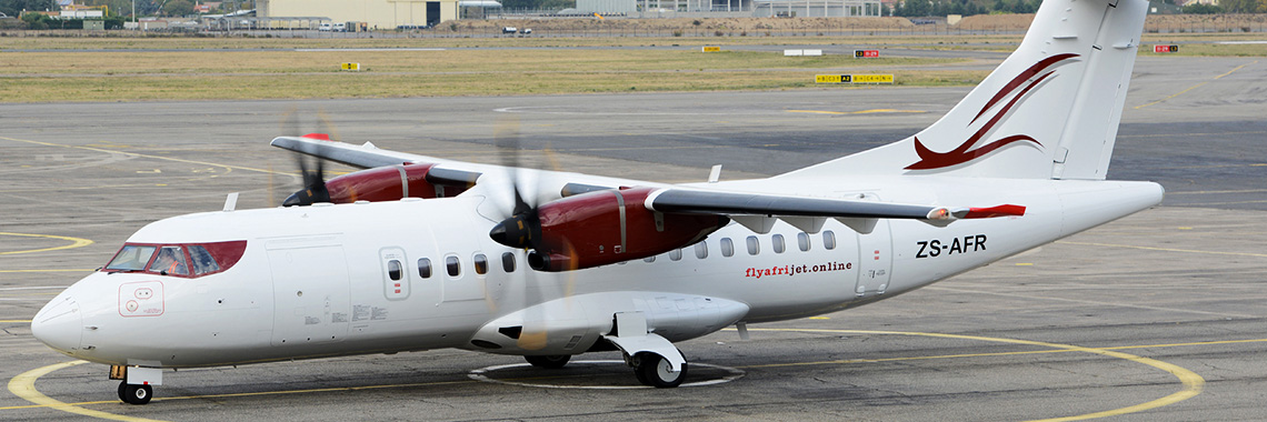 AFRIJET adds an ATR72-500 in a lease arrangement
