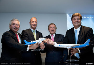 Air Lease Corporation Announces Lease Placement of Four New Airbus A330-900neo and One New A320-200neo Aircraft with TAP Portugal