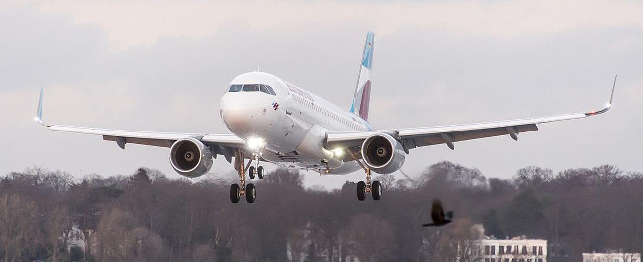 Coronavirus: Eurowings secures basic supply in Germany