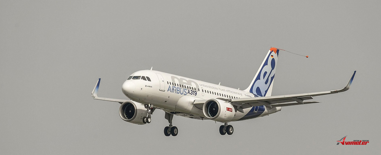 A319neo with CFM LEAP-1A engines wins joint Type Certification from FAA and EASA