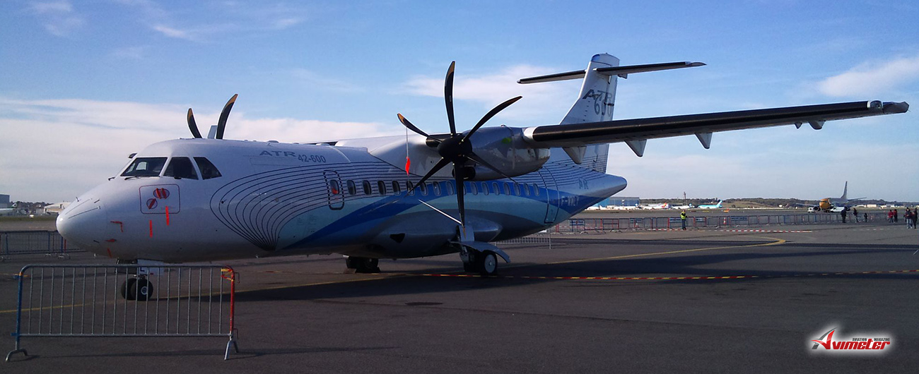Airstream Arranges the Lease of ATR42-500 MSN 621 to interCaribbean