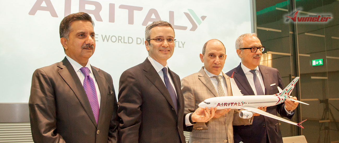 Meridiana Launches New Look Air Italy