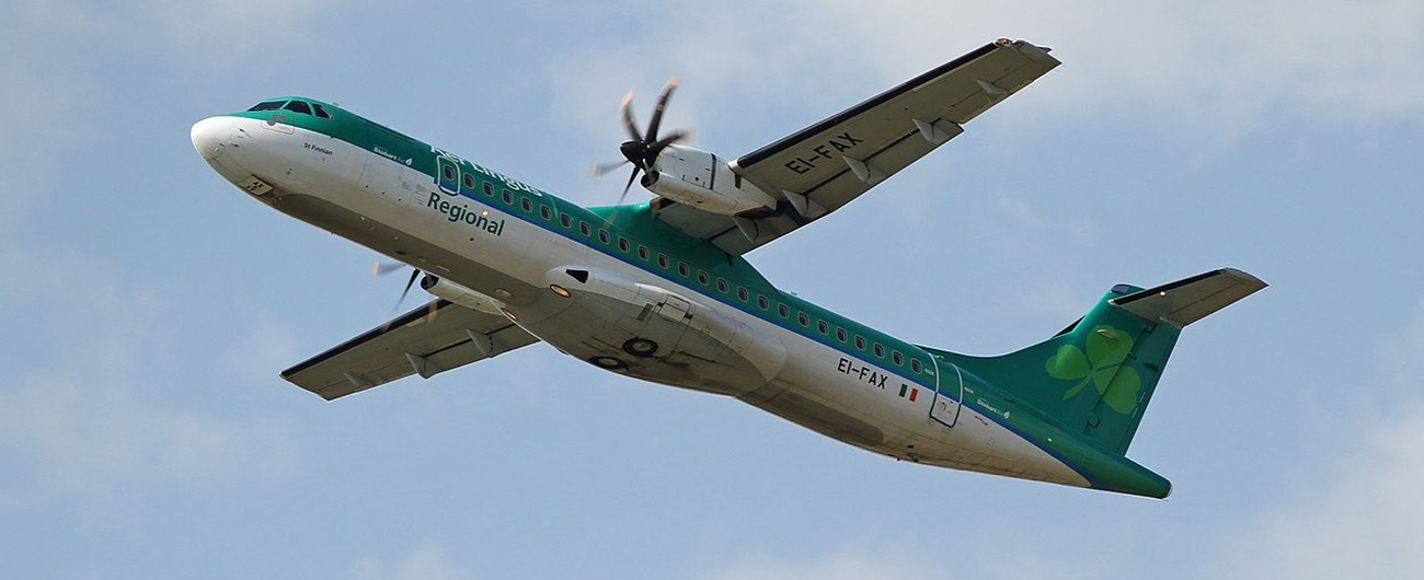 Statement from Stobart Air (operator of Aer Lingus Regional services) and Aer Lingus: