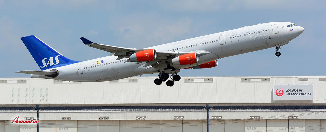 SAS and Willis Lease Execute ConstantAccess Agreement Covering the Airline's Airbus A340 Fleet