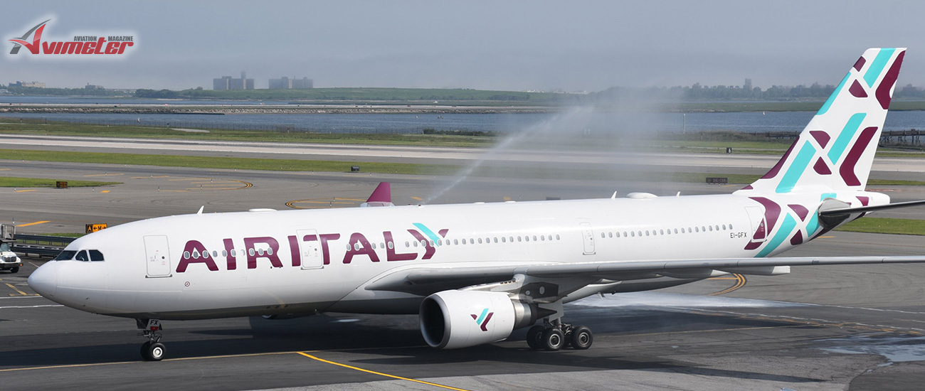 Captain Konstantinos Iliakis Appointed As Air Italy's Accountable Manager And Chief Flight And Ground Operations Officer