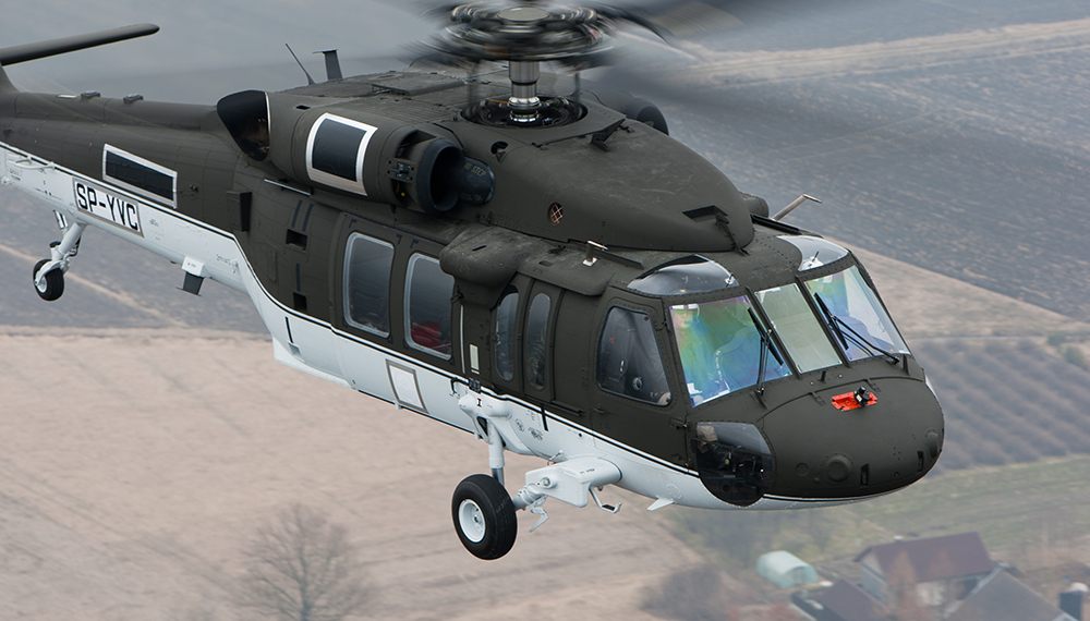 Los Angeles County Fire Department Orders Two S-70i Black Hawk Helicopters