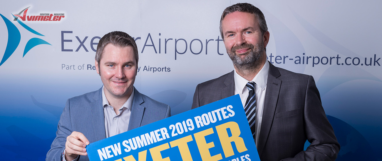 Ryanair's Low Fares Come To Exeter