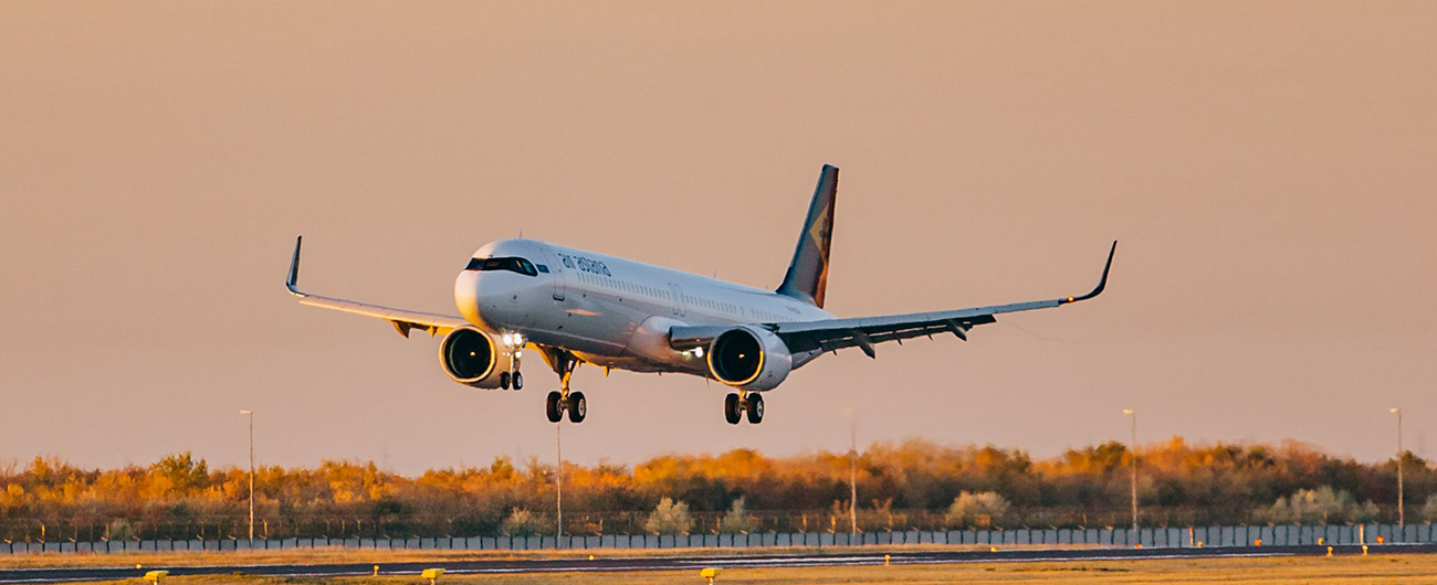 Air Astana Modernises Fleet With New Airbus Deliveries