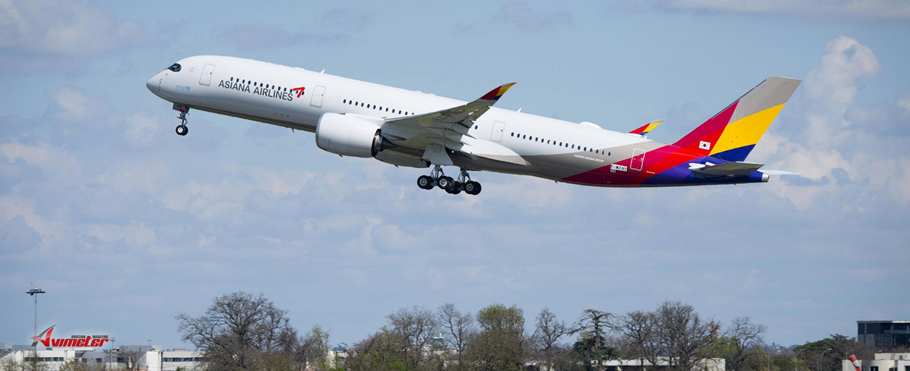 Aviation Capital Group Announces Delivery of A350XWB Aircraft to Asiana Airlines