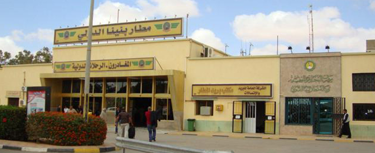 Libya's Benghazi airport reopens after 3 years closure during war / Pics