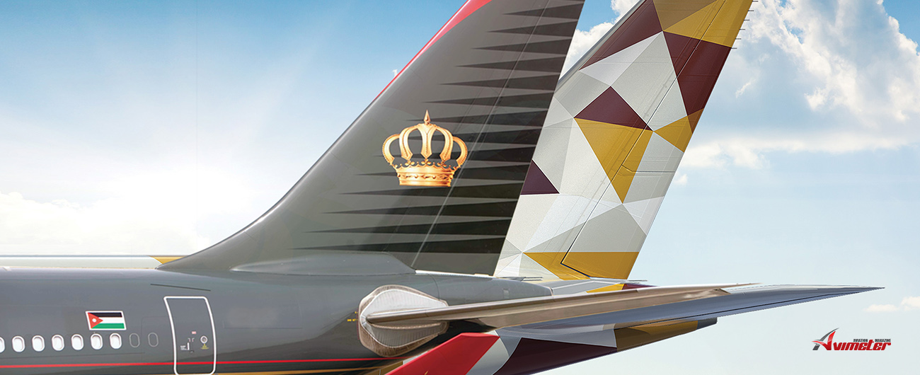 RJ passengers to have greater access to Asia and Australia as it codeshares with Etihad Airways