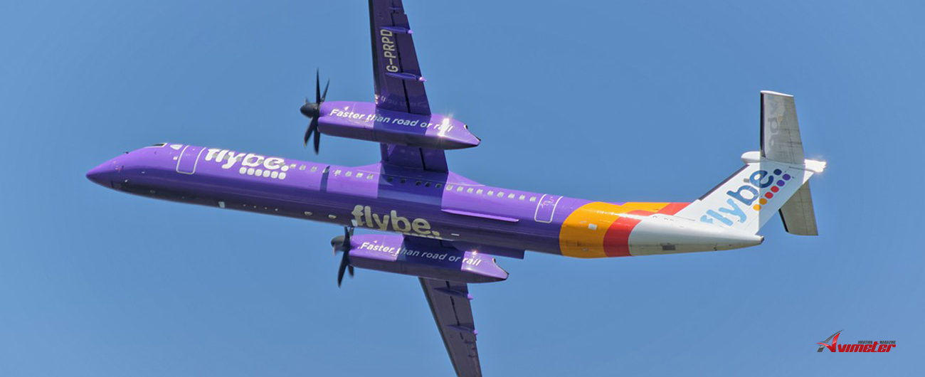 Chorus Aviation Announces Leasing Transaction for Five Q400s to Flybe and Reaches 50 Aircraft Portfolio Milestone