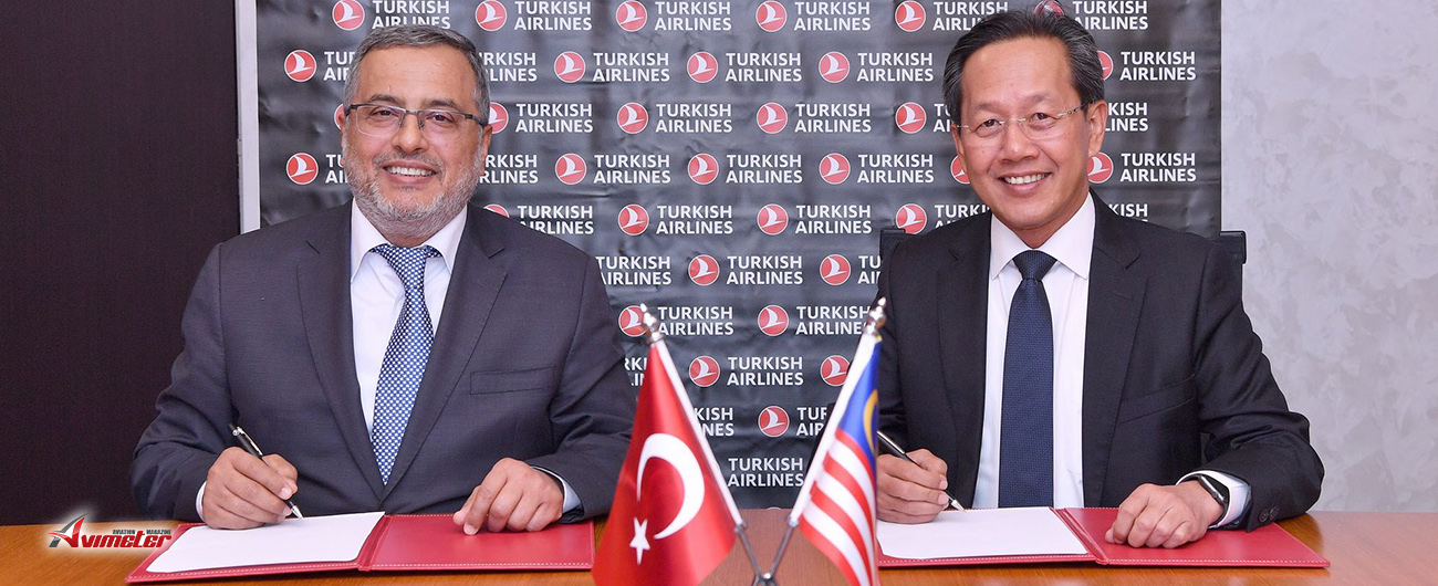 Malaysia Airlines and Turkish Airlines Signed a Codeshare Agreement