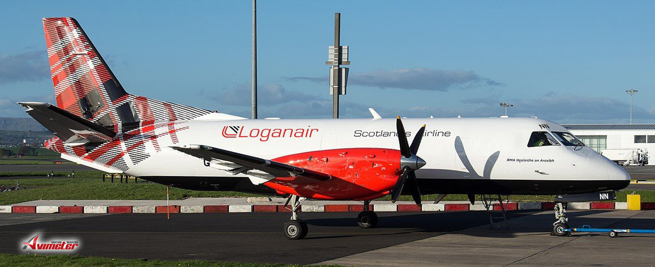 Loganair spreads its wings with announcement for six new routes