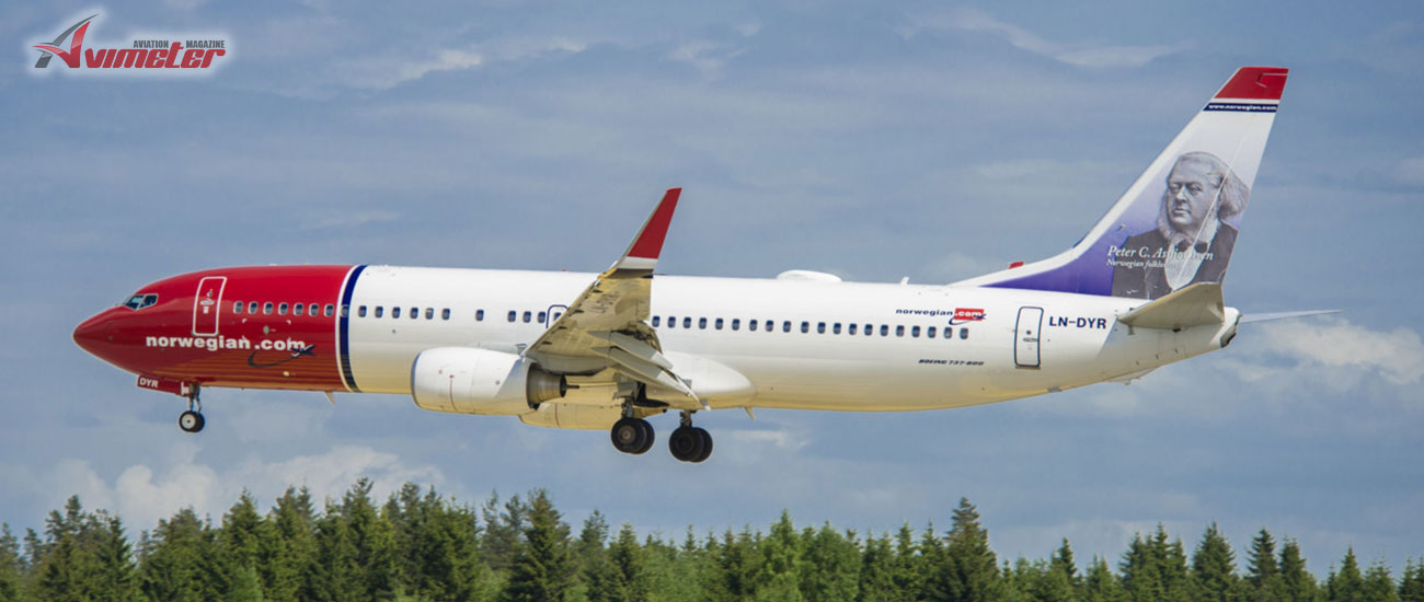 Norwegian signs comprehensive engine services contract