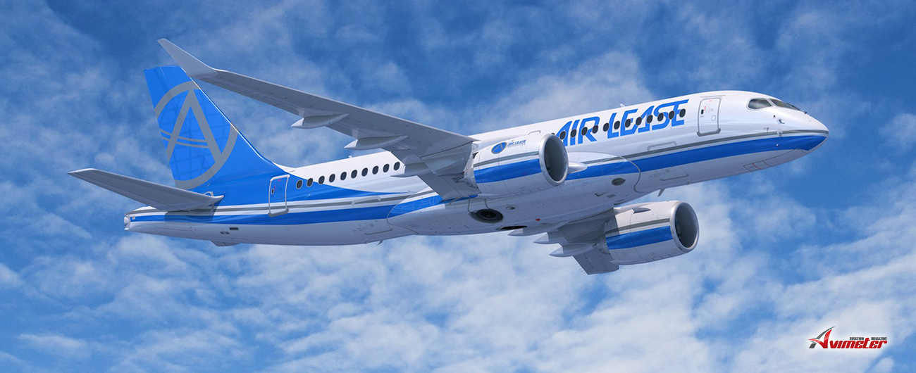 Air Lease Corporation to order 100 aircraft, including the new A321XLR