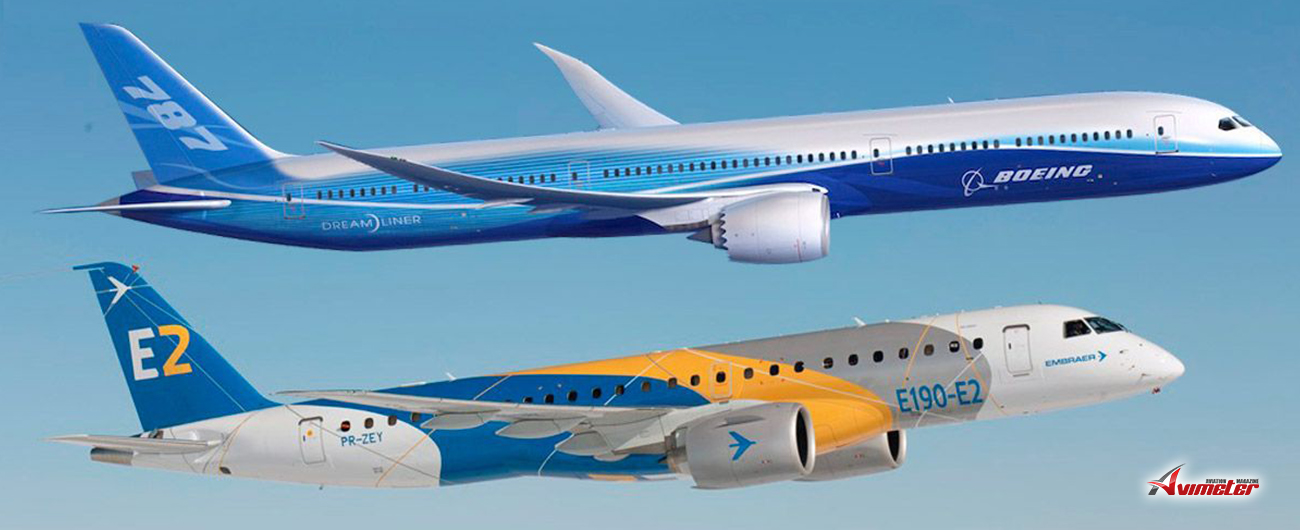 Boeing and Embraer Welcome Brazilian Approval