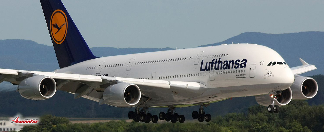 FAA Proposes $6.4 million Civil Penalty Against Deutsche Lufthansa Airlines