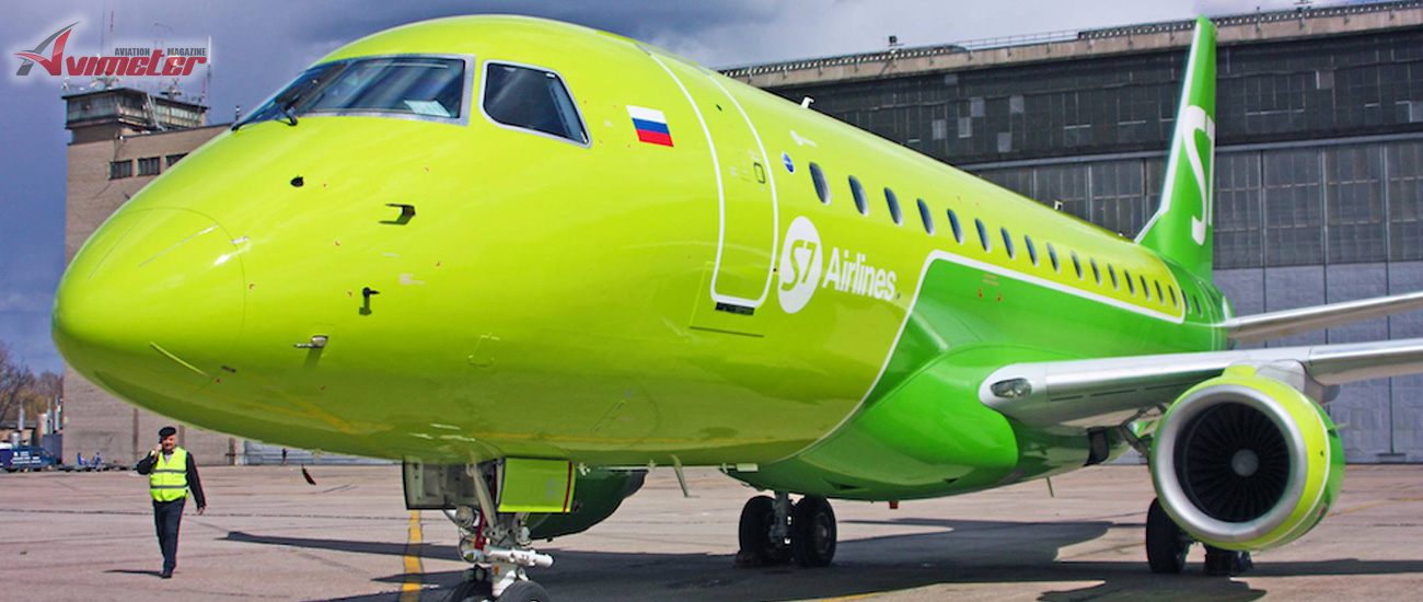 S7 Airlines is interested in the SSJ-75 project