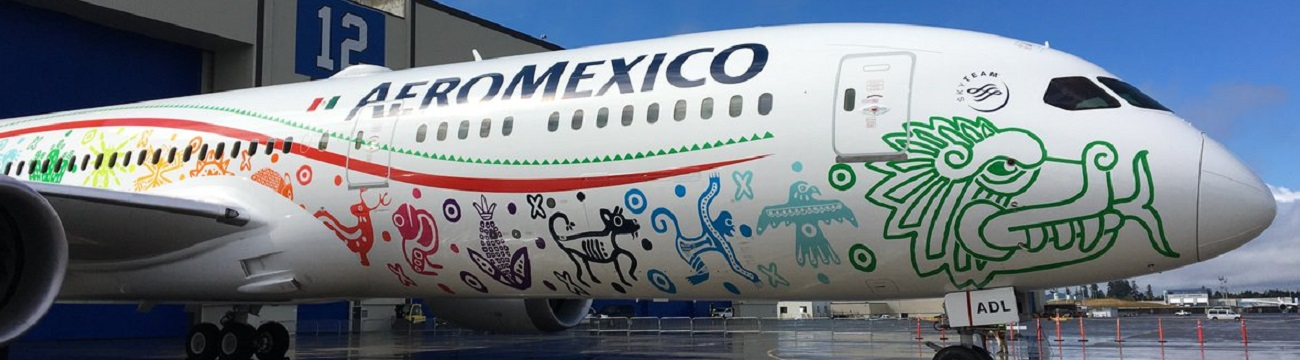 Aeromexico Reports September 2017 Traffic Results
