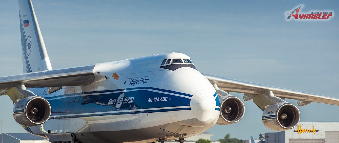 Volga-Dnepr Group launches global AOG service as demand