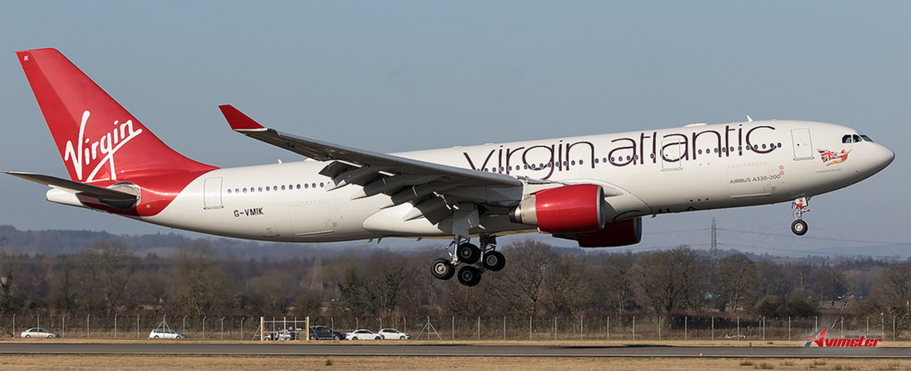 HAECO Xiamen Performs Airbus A330-200 Cabin Reconfiguration for Virgin Atlantic