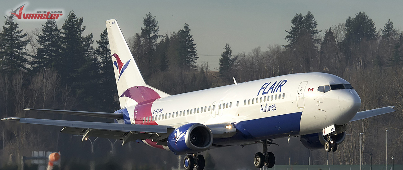 Flair Airlines Announces New Routes from Edmonton