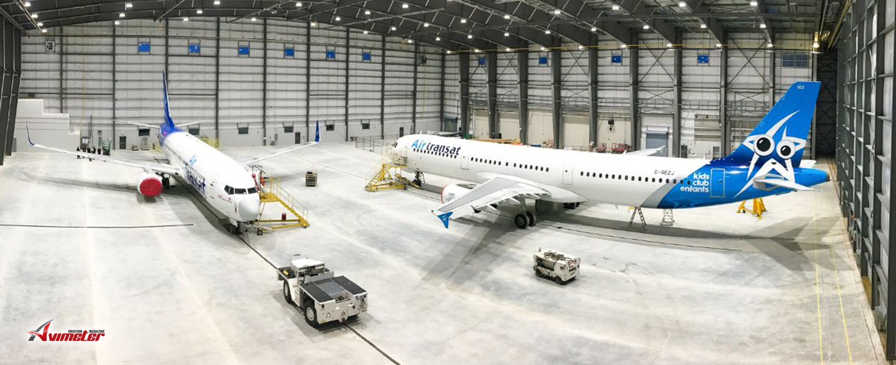 Air Transat signs on with KF Aerospace