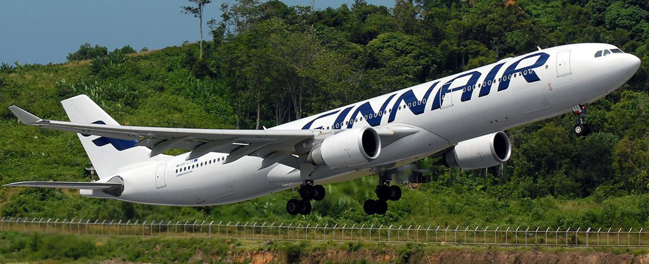 Finnair cancels its flights to mainland China until the end of the winter season, flies to Hong Kong daily during 1.-28.3.2020