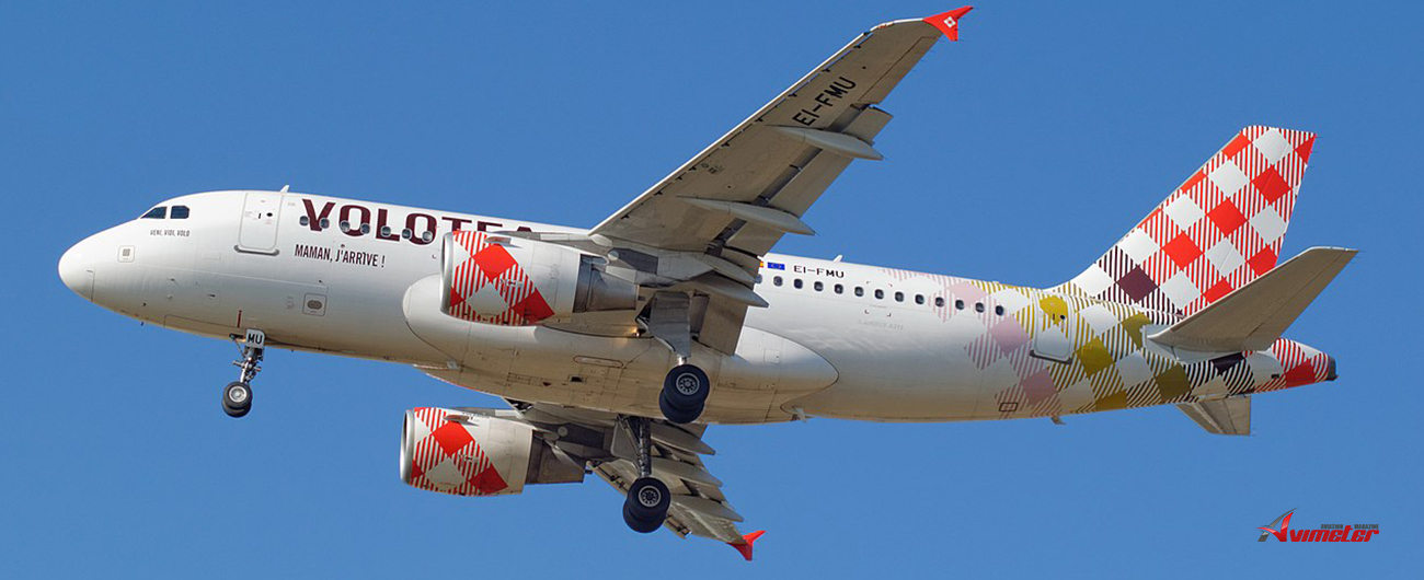 Volotea Grows By 36% In 2018 After Carrying More Than 6.5 Million Passengers