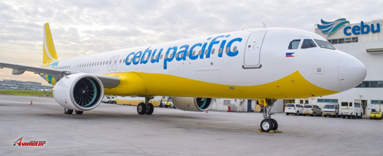 Cebu Pacific steps-up re-fleeting program as its first Airbus A321neo arrives in PH