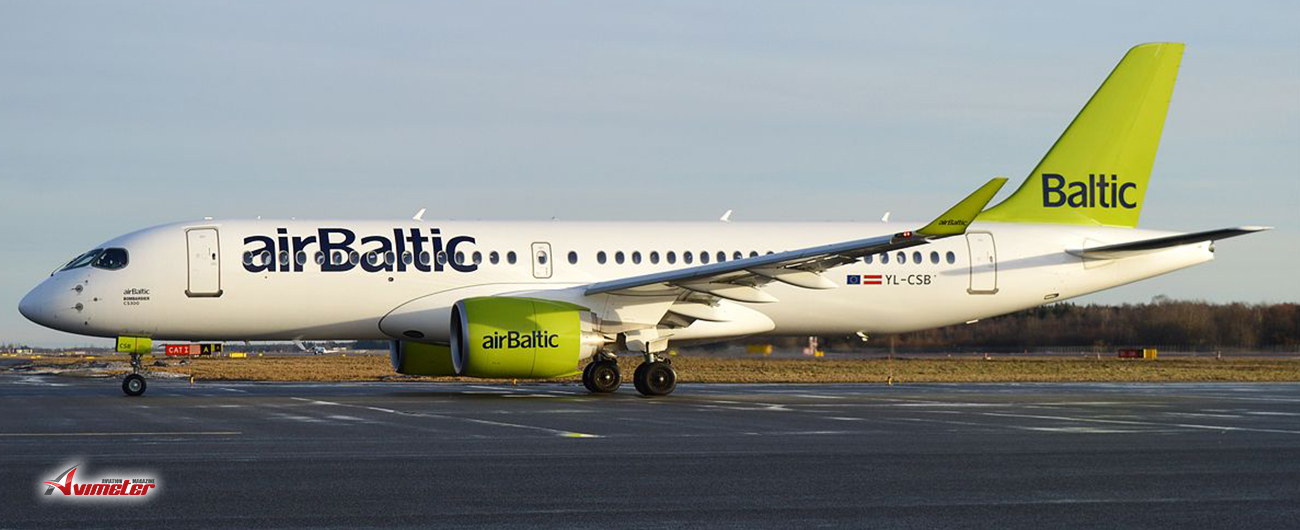 airBaltic – the first airline obtaining a full scope maintenance capability for Airbus A220-300 type