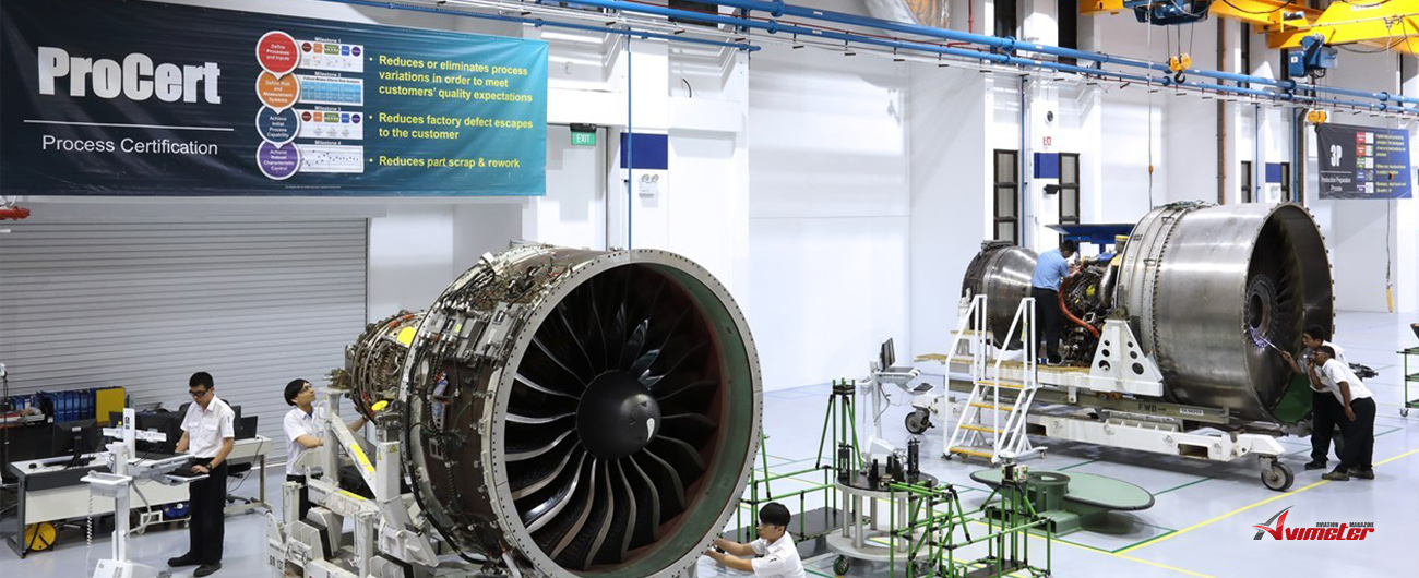Eagle Services Asia Inducts First Pratt & Whitney GTF™ Engine