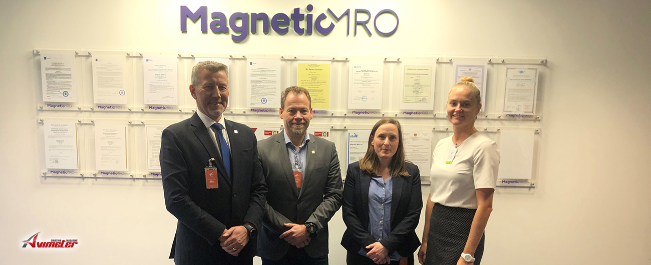 Securing the future careers for the next generation of aircraft engineers: Magnetic MRO and OSM Aviation launch a pioneering joint apprenticeship program